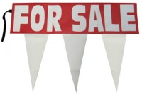 For Sale / For Rent Banners