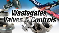 Wastegates, Valves & Controls