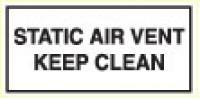 Static Air Vent